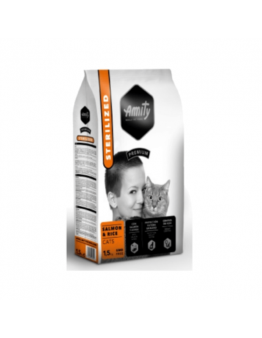 AMITY Premium Sterilized Cat pour...