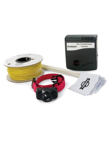 Clôture anti-fugue pour chien Radio Fence PRF-3004W-20 / PetSafe