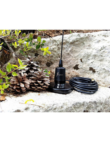 Antenne de toit Supra Black Edition