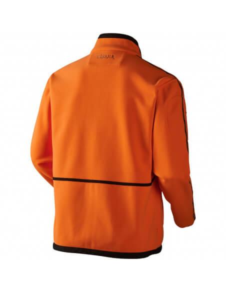 Kamko fleece / Veste Polaire Réversible Kamko Hunting green/Orange blaze