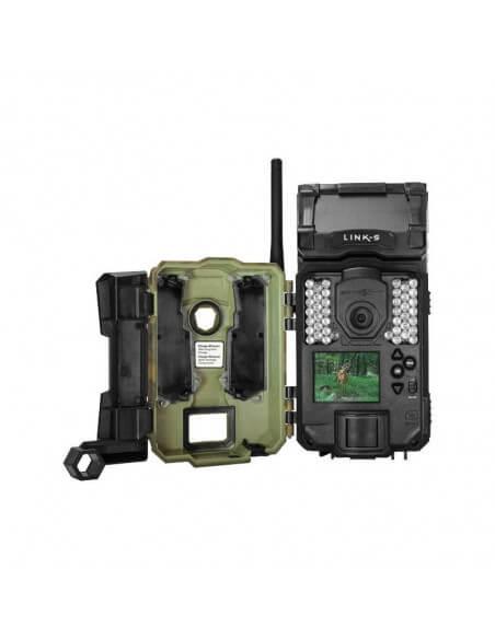 Caméra sans Fils SPYPOINT LINK-S cellulaire solaire
