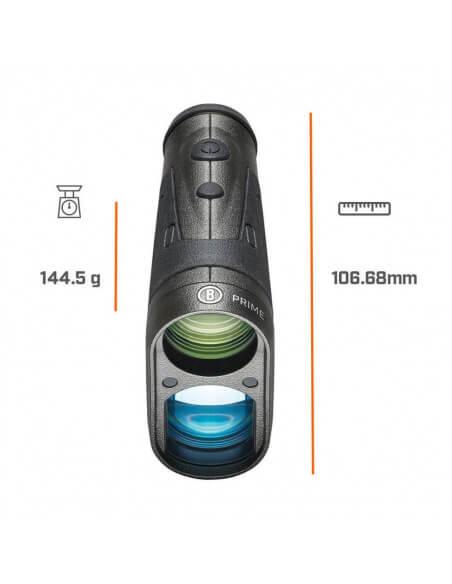 TÉLÉMETRE BUSHNELL série PRIME modele 1700 - Grossissement 6X24 idéal pour la chasse a l arc ou au mirador