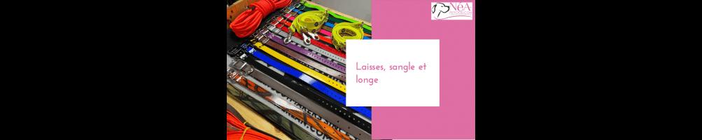 Sellerie, Laisses, Longes, Sangles, Colliers