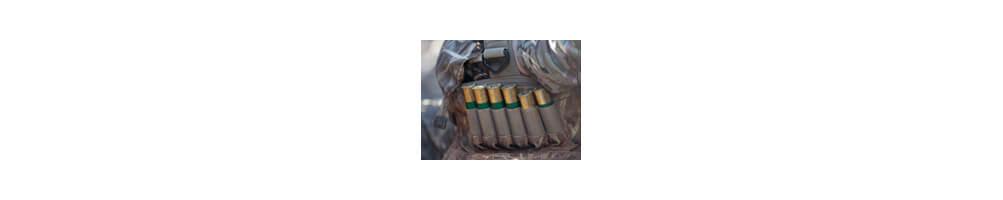Munitions, Cartouches a grenailles