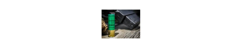 Munitions, Cartouches a balles