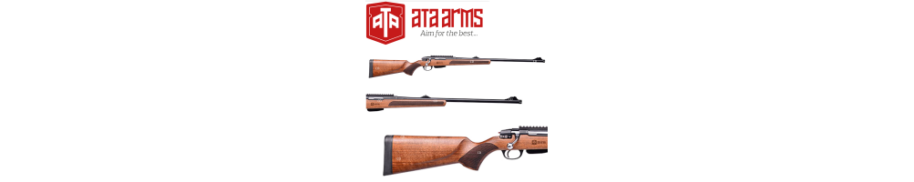 Carabine ATA chasse, tir sportif