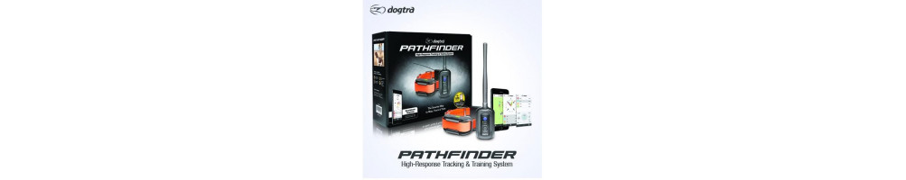 Dogtra Pathfinder GPS pour chien, traking et training sytem,GPS E-COLLAR